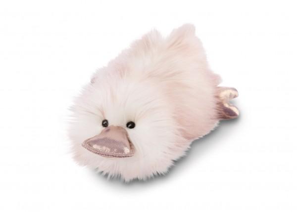 Liegendes Kuscheltier Ente Emmalina