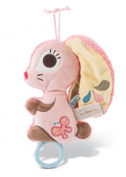 Musical Soft Toy Bunny Hopsali