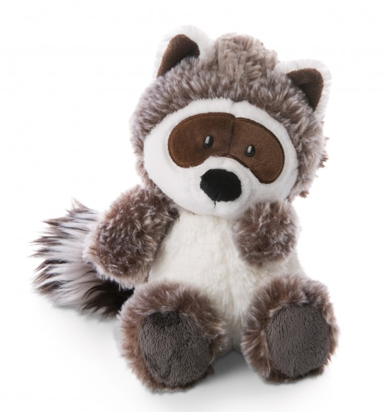 Cuddly toy Raccoon Rauly Raccoon