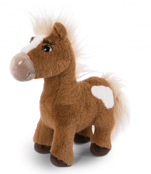 Standing cuddly toy pony Lorenzo