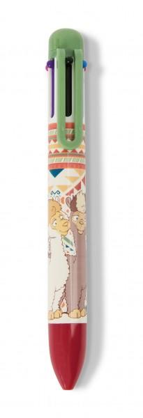 Mulit-colour ball point pen Sue & Joe Paka