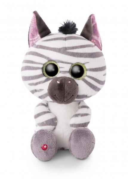 GLUBSCHIS Kuschelteir Zebra Mankalita