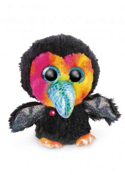GLUBSCHIS cuddly toy toucan Tuffy