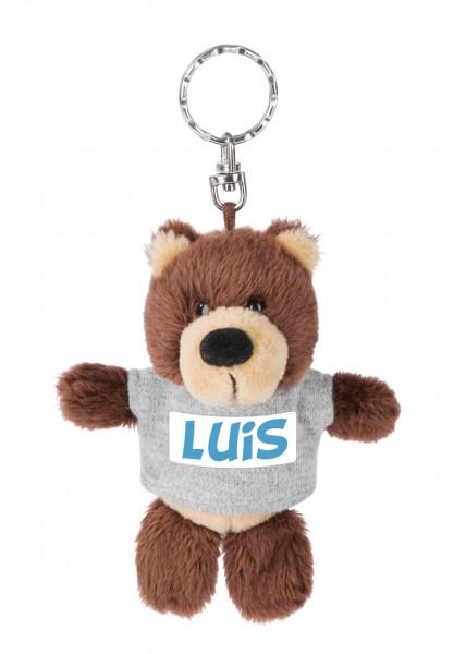 Schlüsselanhänger Bär Luis