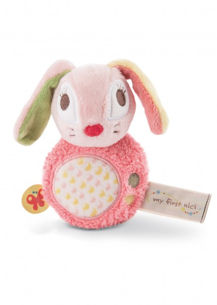 Grabber Bunny Hopsali with Rattle
