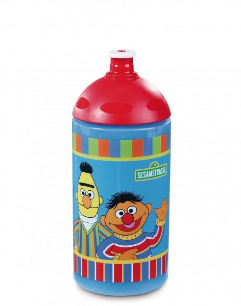 Trinkflasche Erni und Bert