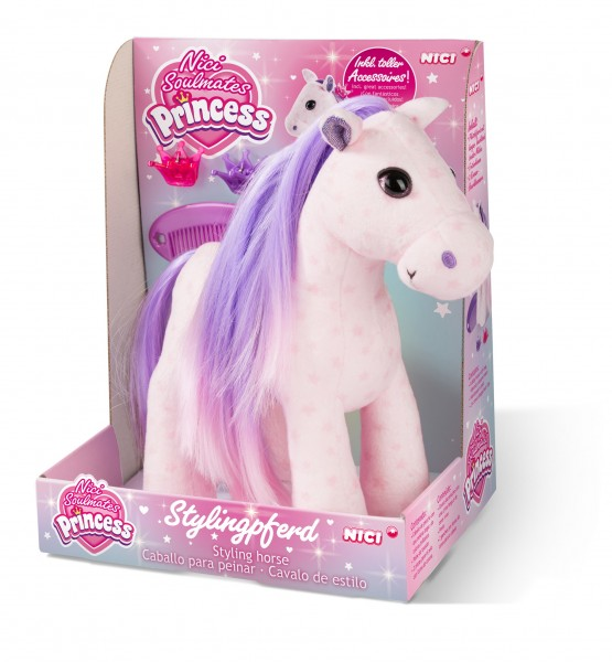 Styling Horse Soulmates Princess with Accessories
