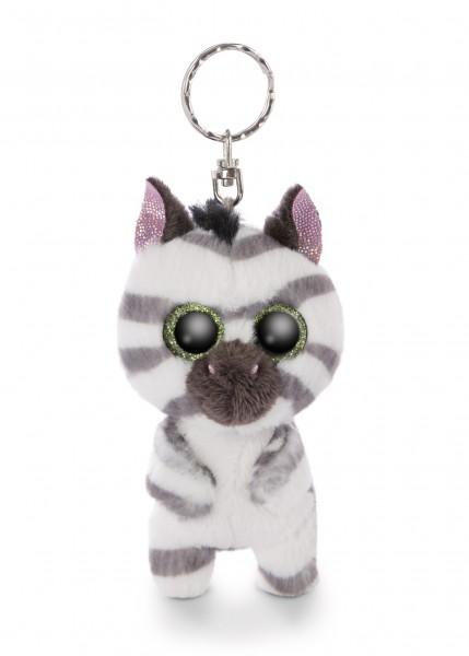 GLUBSCHIS Schlüsselanhänger Zebra Mankalita