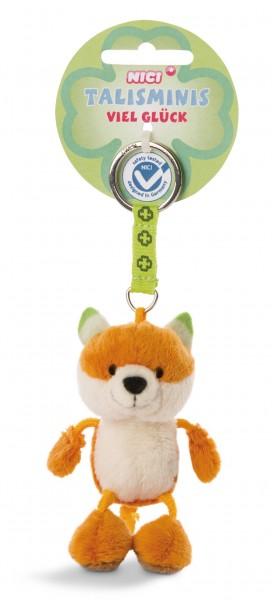 key ring fox