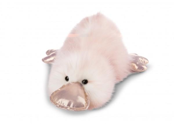 Cuddly toy, lying duck Emmalina 35cm