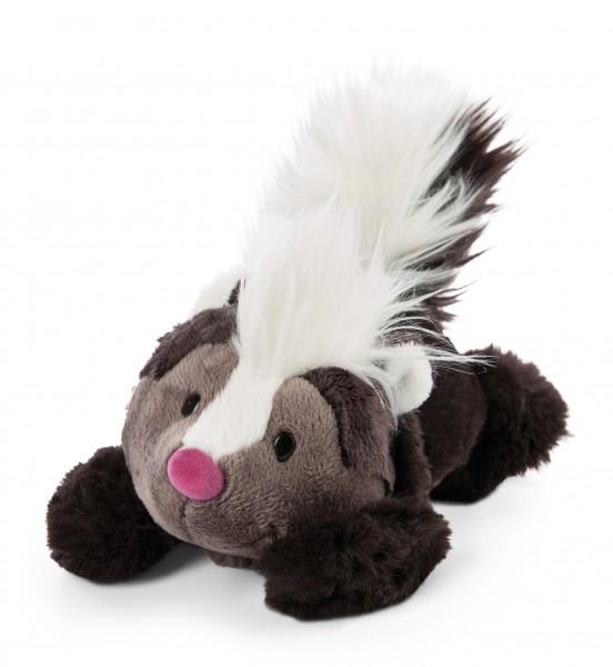 Liegendes Kuscheltier Stinktier Chiala Skunk