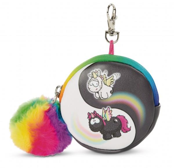 Münztäschchen Einhorn Rainbow Yin & Rainbow Yang