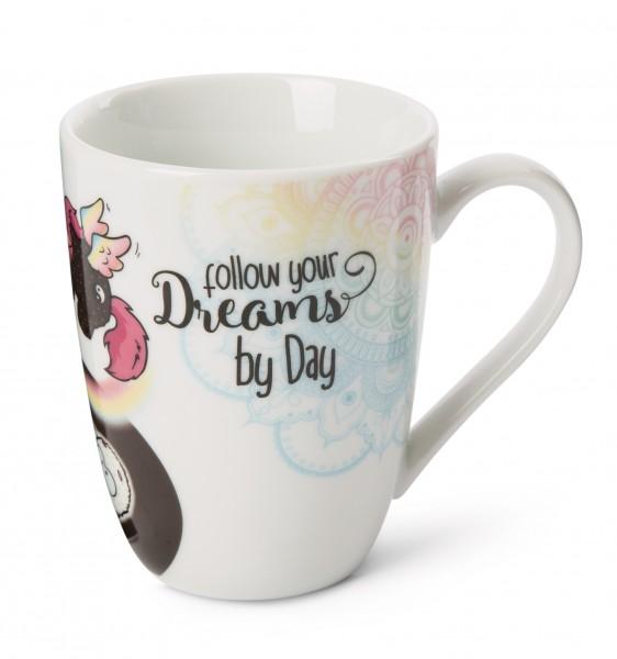 Cup Unicorn Rainbow Yin & Rainbow Yang, Yin & Yang-Design