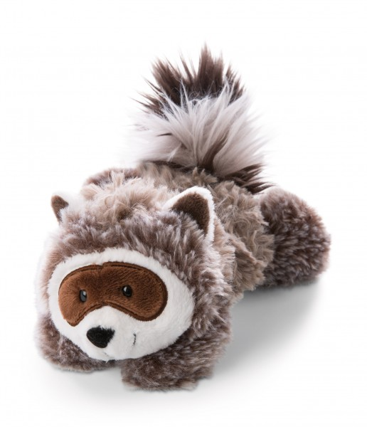 Lying Cuddly toy Raccoon Rauly Raccoon