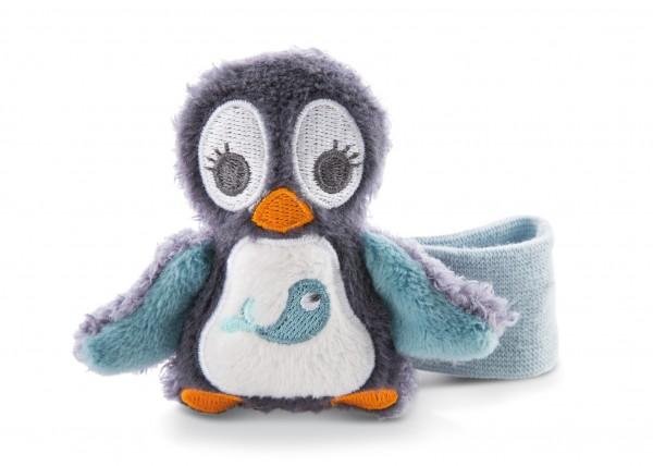 Rasselarmband Pinguin Watschili