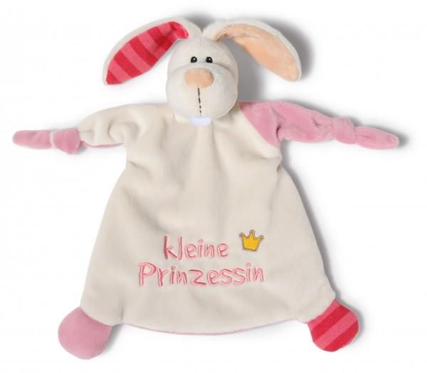 """Schmusetuch Hase """"kleine Prinzessin"""""""