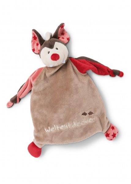 Comforter bat 'Weltentdecker'