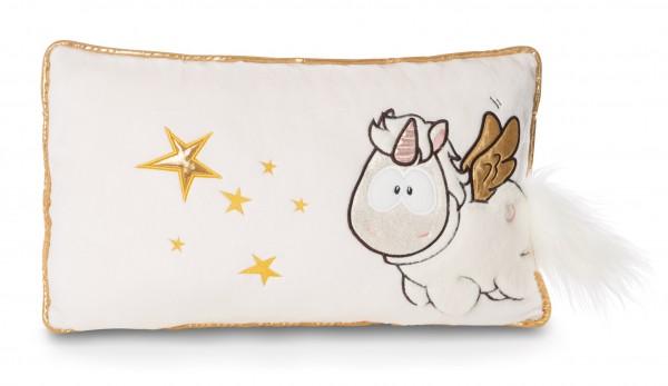 Rectangular Cushion Angelia with Stars