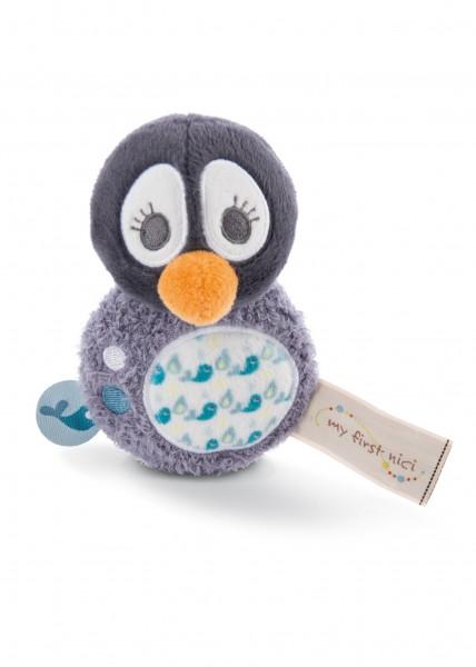 Grabber Penguin Watschili with Rattle
