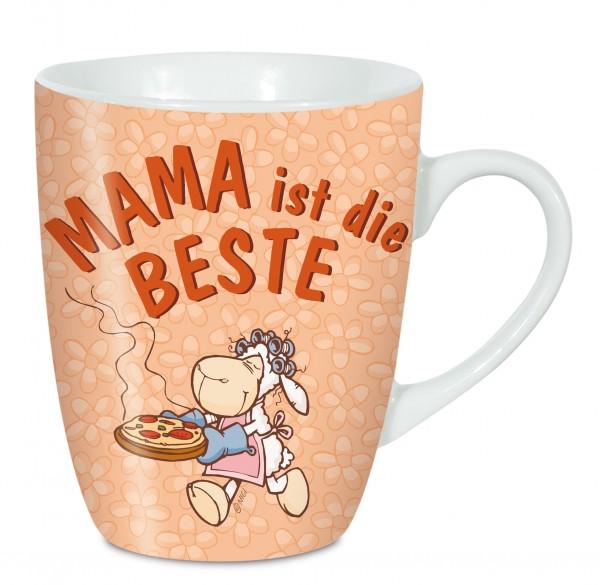 """Porzellantasse """"Mama ist die Beste"""""""