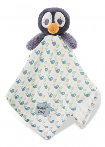 Schmusetuch Pinguin Watschili