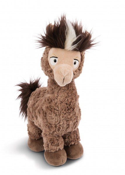 Standing Cuddly toy Alpaka Joe Paka