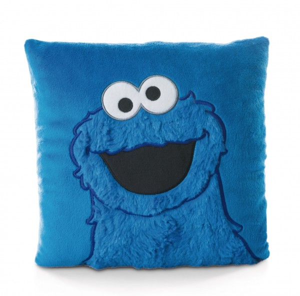 Square Cushion Cookie Monster