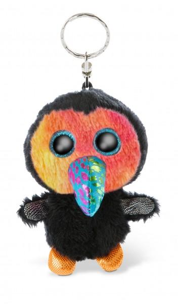 GLUBSCHIS key ring toucan Tuffy
