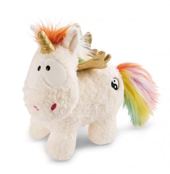 Cuddly Toy Unicorn Rainbow Yang