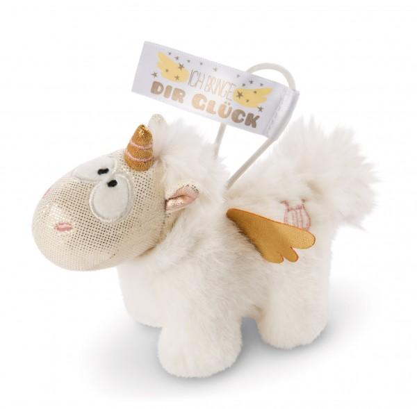 Pendant Unicorn Angel Angelia 'Ich bringe dir Glück'