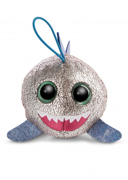 Pendant NICIdoos BallBies Shark with Loop